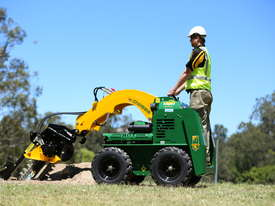 KANGA DW825 8 SERIES WHEEL MINI LOADER - picture1' - Click to enlarge
