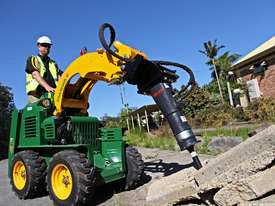 KANGA DW825 8 SERIES WHEEL MINI LOADER - picture0' - Click to enlarge