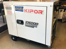 5.5kVA Kipor Inverter Generator plus ATS up to 125 Amp - picture1' - Click to enlarge