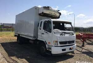 Fuso 2014 Mitsubishi   Fighter