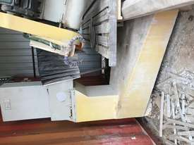 Stone cutting machine  - picture4' - Click to enlarge