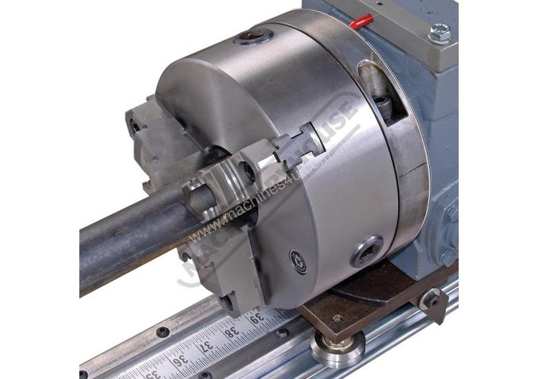 IDX-20-250-M 6096mm (20ft) Rotary Positioning Table 63.5mm Index Chuck Thru Hole Suits RDB-250 Hydra
