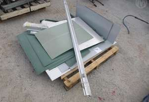 Pallet OF Mixed TIN Sheets Assorted