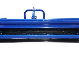 8FT PREMIUM HYDRAULIC SIDE SHIFT TRACTOR FLAIL MOWER SLASHER/MULCHER 2400MM - picture1' - Click to enlarge