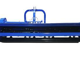 8FT PREMIUM HYDRAULIC SIDE SHIFT TRACTOR FLAIL MOWER SLASHER/MULCHER 2400MM - picture5' - Click to enlarge