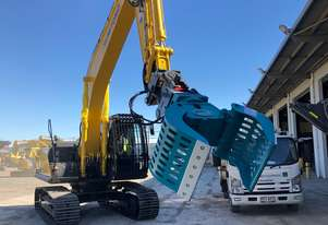 Dehaco DSG1102 Rotating Demolition and Sorting Grab suits 16 - 25 Tonne Excavator