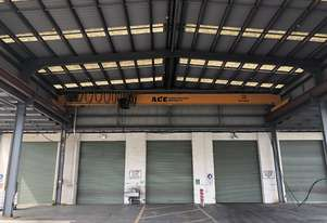 Shed Awnings and Overhead A.C.E Gantry Crane For Sale