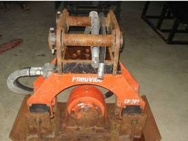 Rammer Compaction Plate - picture1' - Click to enlarge