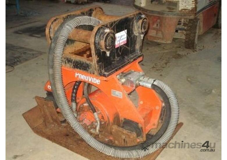 Rammer Stanley Compaction Plates