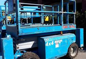 GENIE 2668RT 26FT ROUGH TERRAIN SCISSOR LIFT