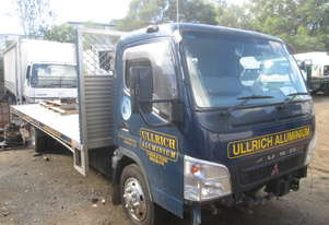 2007 Mitsubishi Canter FE8 - Wrecking - Stock ID 1621