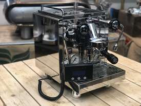 ROCKET R58 V2 DUAL BOILER 1 GROUP BRAND NEW ESPRESSO COFFEE MACHINE - picture0' - Click to enlarge