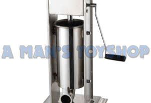 SAUSAGE MACHINE VERTICAL 5LITRE MANUAL