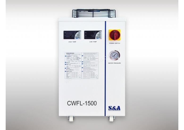 Teyu S&A Dual Circuit Water Chiller For Laser CWFL 1500AN