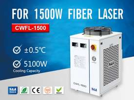 Teyu S&A Dual Circuit Water Chiller For Laser CWFL 1500AN  - picture0' - Click to enlarge