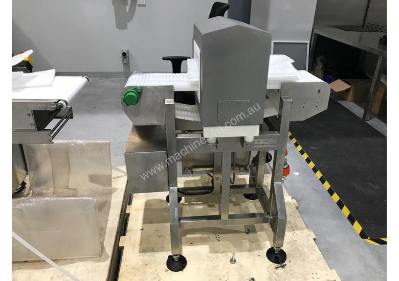 Bizerba Metal Detector for Food/Product Inspection