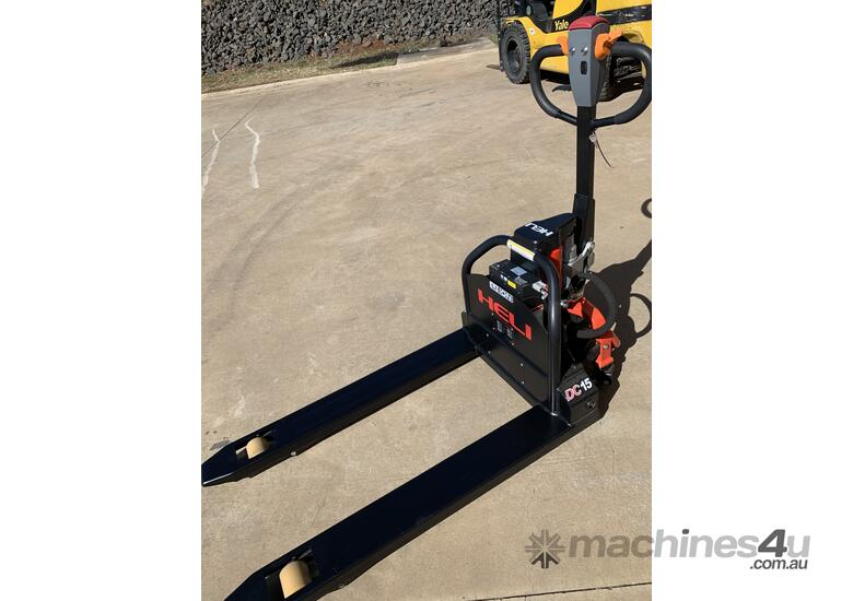 Lithium Powered 1500kg Capacity Electric Pallet Jack