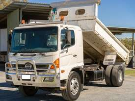 16T Tipping Truck - picture1' - Click to enlarge