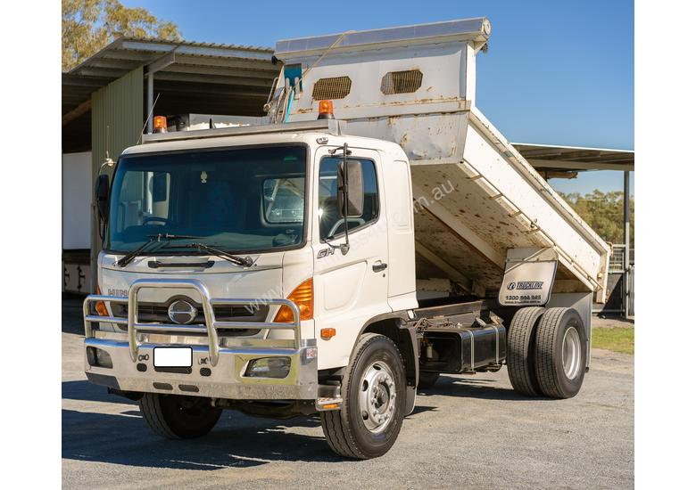 16T Tipping Truck
