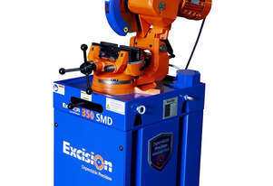 Excision Cold Saws Machine Model 350-SMD Metal Cutting Drop Saw