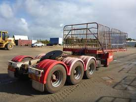 1999 Freightmaster Tri Axle Flat Top A Trailer (L37)  - picture0' - Click to enlarge