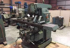 Used Fexac Model UG Universal Milling Machine