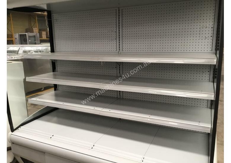 ISA OPEN FRONT REFRIGERATED DELI DISPLAY CABINET