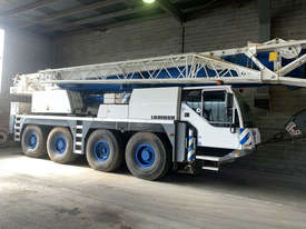 1999 LIEBHERR LTM 1060-2 ALL TERRAIN CRANE - picture0' - Click to enlarge
