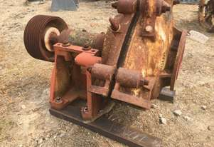 Warman   10/8 FM Slurry Pump