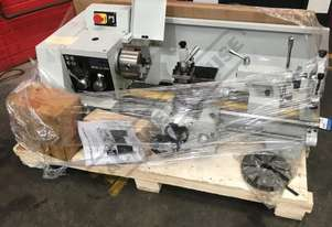 AL-320G Bench Lathe 320 x 600mm Turning Capacity - 38mm Spindle Bore Some Cosmetic Damage