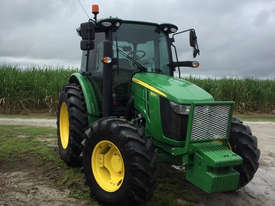 John Deere 5100R FWA/4WD Tractor - picture0' - Click to enlarge
