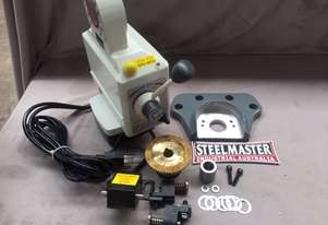 Power Feed Kit. Y Axis Type. 110Volt. Vertical mount - Side Work Table Mount