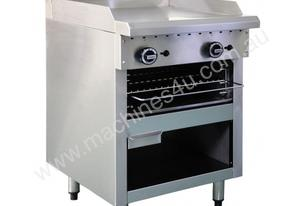 Luus Model GTS-6 - 600 Grill and Toaster