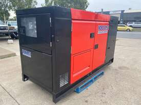 80 KVA ISUZU PREMIUM QUALITY DENYO ULTRA SILENCED INDUSTRIAL GENERATOR  - picture0' - Click to enlarge
