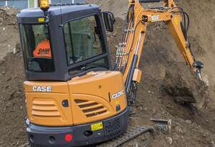 C-SERIES MINI-EXCAVATORS CX26C