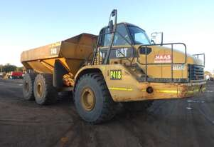 Caterpillar 740 Artic Dump Truck