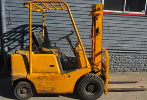 TCM 1.4 ton Cheap Used LPG Forklift  #1560