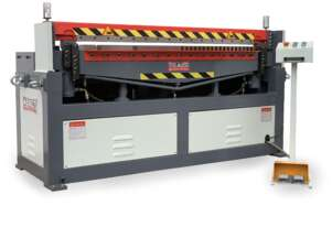 HVAC 1600mm TDF Hydraulic Power Folder - Heavy Duty Industrial
