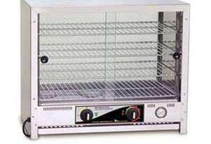 Roband PA100 Square Top Pie & Food Warmer - 100 Pie