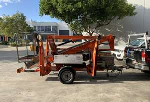 Used Nifty 120TPE Trailer Mounted Boom