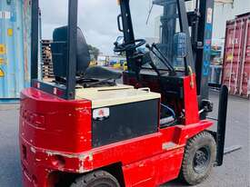 Nichiyu 1.8T Container Mast Electric FORKLIFT - 1600kg Capacity 3m Lift - picture2' - Click to enlarge