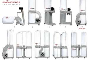 Titan Portable Dust Extractors
