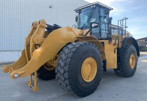 2014 Caterpillar 980K Wheel Loader
