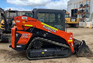 75 HP Kubota SVL-75 Tracked Loader