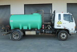 Mitsubishi Fuso 6,800Lt 4×2 water Truck for Hire