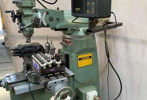 DoAll GPM-200S Milling Machine with DRO