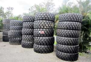 EARTHMOVING TYRES 29.5R25, 26.5R25, 23.5R25, 17.5R