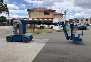 Used Genie 30FT Electric Knuckle Boom Lift