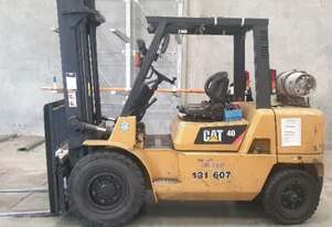 Caterpillar Used 4.0T Cat LPG Forklift