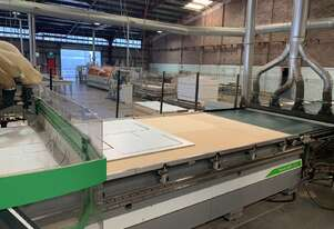BIESSE  ROVER  G7  FULLY  AUTOMATIC  NESTING  LINE